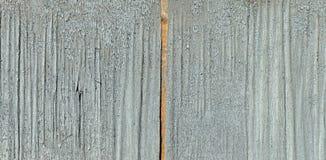 La peinture sèche et épluchée sur le contreplaqué en bois, fond, série de texture Photographie stock