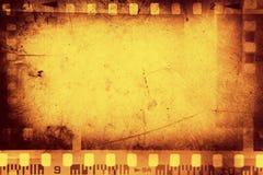 La película pela el fondo fotografía de archivo
