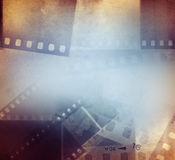 La película pela el fondo imagen de archivo libre de regalías