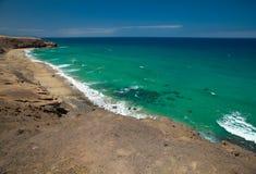 La pelado, Fuerteventura Imagen de archivo libre de regalías
