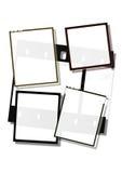 La película enmarca marcos Fotografía de archivo libre de regalías