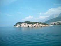 La penisola di Sveti Petar Immagine Stock