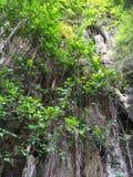 La penisola Railay thailand fotografia stock