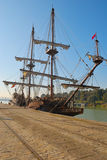 La Pepa galleon Royalty Free Stock Photo