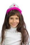 La pequeña princesa Fotos de archivo