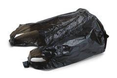 La pequeña bolsa de plástico Foto de archivo libre de regalías