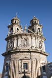 La Peregrina教会 免版税库存图片