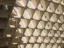 La perfección geométrica del Metropole Parrasoll fotos de archivo libres de regalías