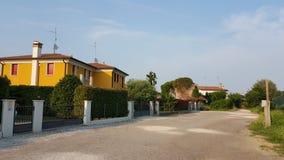La periferia dell'Italia Fotografie Stock