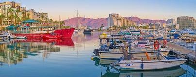La perla del Mar Rojo Foto de archivo libre de regalías