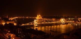 La perla di Danubio Fotografie Stock