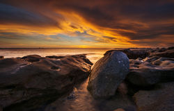 La perouse beach Sydney, Australia Royalty Free Stock Photography