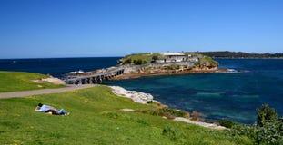 La Perouse peninsula Royalty Free Stock Image
