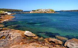 La Perouse peninsula Stock Photos