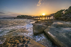 La perouse in Sydney. Royalty Free Stock Photo