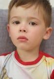 La persona del muchacho Imagenes de archivo