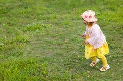 La petite fille Image stock