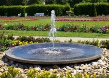 La petite fontaine Photos libres de droits