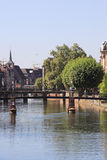 La Petite France at Strasbourg Royalty Free Stock Image