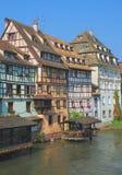 La Petite France,Strasbourg,Alsace,France Royalty Free Stock Image