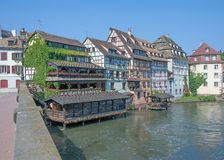 La Petite France,Strasbourg,Alsace,France Royalty Free Stock Photos
