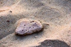La petite pierre Photos stock