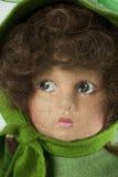La petite poupée Images libres de droits