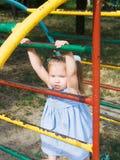 La petite ville des enfants Photo stock
