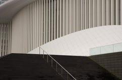 La Philharmonie, Luxemburg royalty-vrije stock foto's