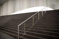 La Philharmonie, Luxemburg stock foto