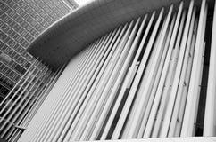La Philharmonie, Luxemburg stock fotografie