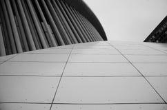 La Philharmonie, Luxemburg stock afbeeldingen