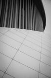 La Philharmonie, Luxemburg royalty-vrije stock fotografie