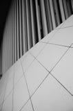 La Philharmonie, Luxemburg royalty-vrije stock afbeeldingen