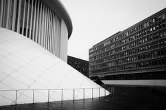 La Philharmonie, Luxemburg royalty-vrije stock foto