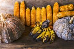 La photo de maïs, maïs de la Thaïlande Photos libres de droits
