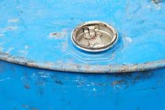 Bidons à pétrole Photographie stock libre de droits