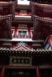 La photo mystique orientale du temple de relique de dent de Bouddha photos stock