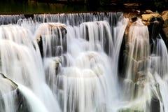 La più grande cascata in Taipei, Taiwan Immagini Stock Libere da Diritti