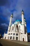 La più grande moschea in Europa Fotografia Stock Libera da Diritti