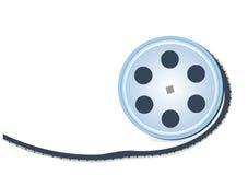 La piccola bobina con un cinematografo Fotografia Stock Libera da Diritti