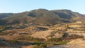 La piccola montagna Fotografia Stock