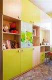 La pièce d'enfants Image stock