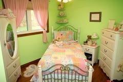 La pièce d'enfants Photos stock