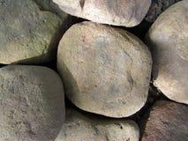 La piedra arenisca oscila el fondo Imagenes de archivo