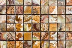 La piedra colorida teja el modelo imagen de archivo