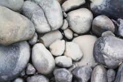 La piedra del río Foto de archivo libre de regalías