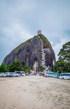La Piedra, formation de roche de Penol dans Guatape Photographie stock libre de droits