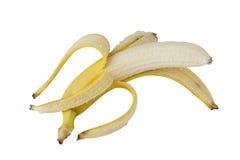 La piel del plátano Fotografía de archivo