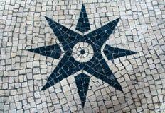La pierre bloque la texture de trottoir pour le fond Image libre de droits
